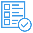 Multiple assessment otions icon