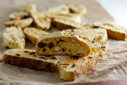 Chestnut Biscotti