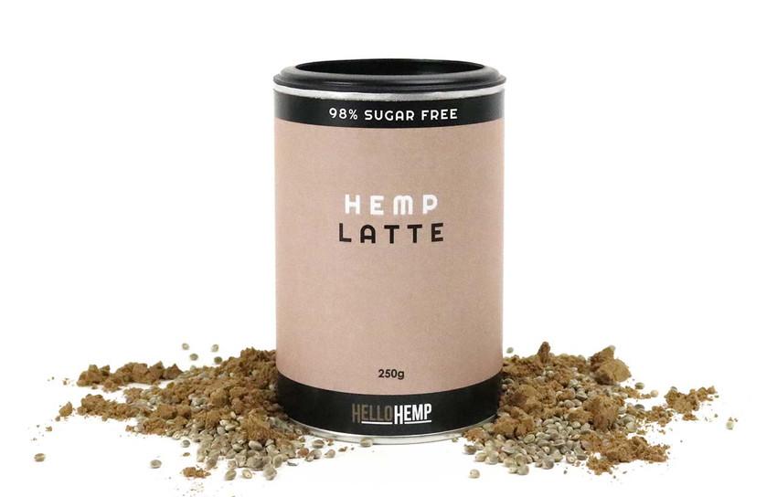 Hello Hemp Latte