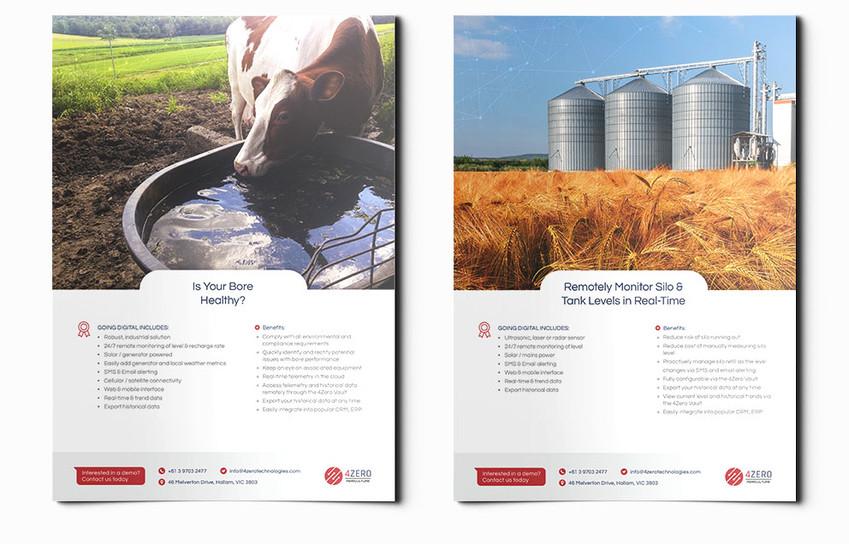 4Zero Brochure Pack