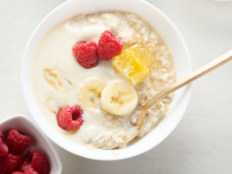 Porridge with Village Dairy