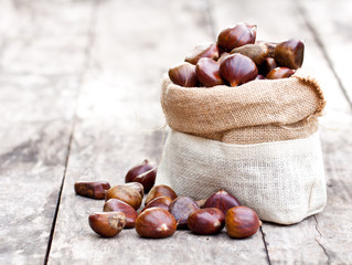 How to prepare chestnuts with ease