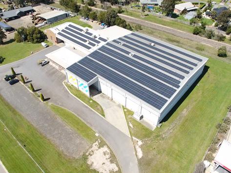 Village Dairy: Go Solar, Go Green