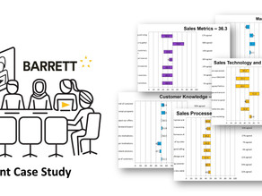 Client Case Study – Human-centred Sales Systems Transformation