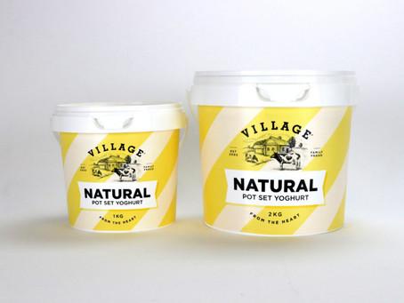 Benefits of Natural Yoghurt