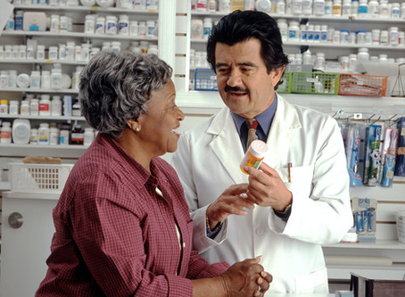 Changes to the Availability of Strong Painkiller Medicines