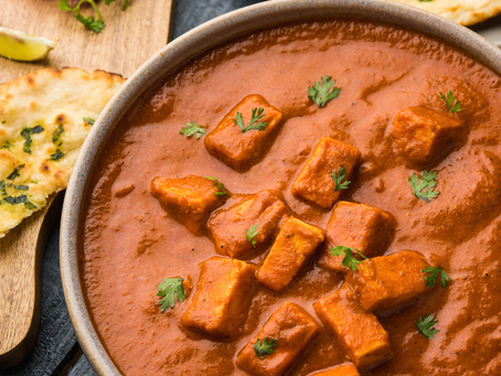 Paneer butter curry