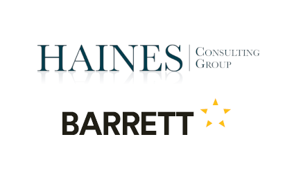 Haines Consulting Group and Barrett Consulting Announce Strategic Partnership