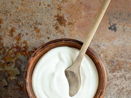 Surprising uses for yoghurt