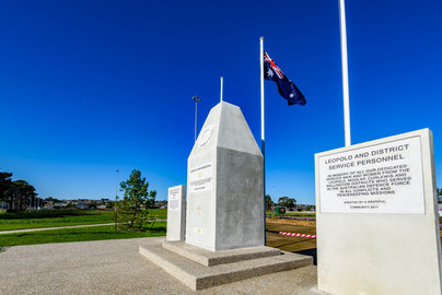 War Memorial Leopold