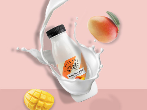 Get to know our Mango Lassi!