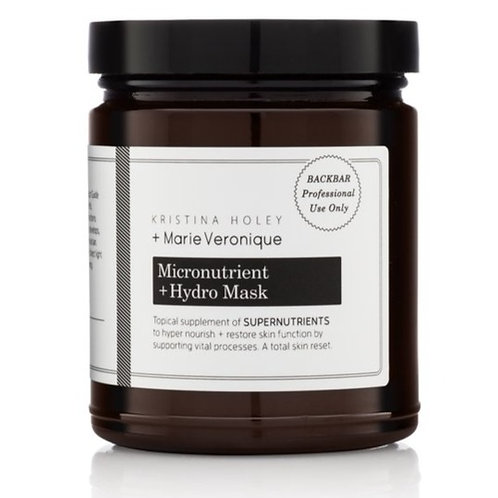 Marie Veronique Micro Nutrient + Hydro Mask