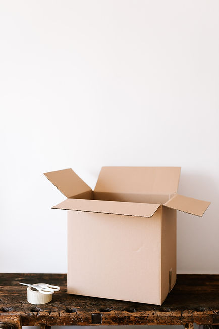 moving box packing