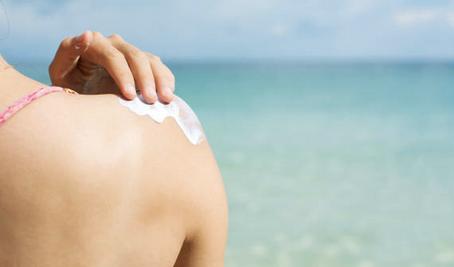 Read full ingredient list when choosing a sunblock...