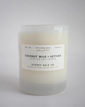 Sydney Hale Co. Coconut Milk + Vetiver
