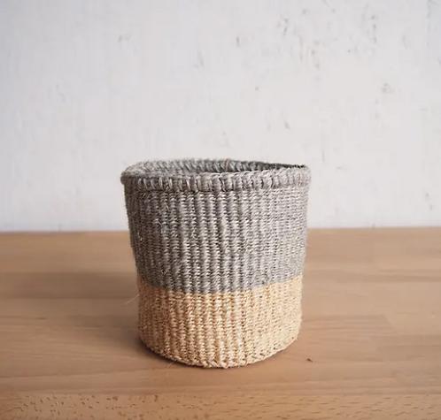 XS Storage Basket: Limestone