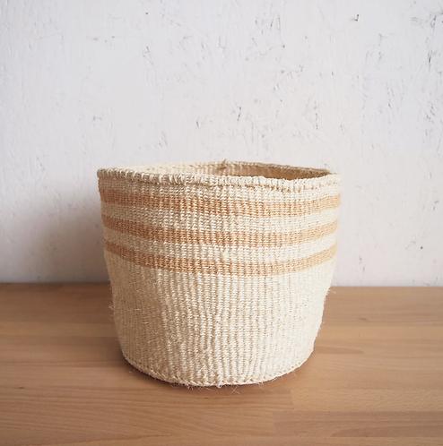 Medium Storage Basket: Barley