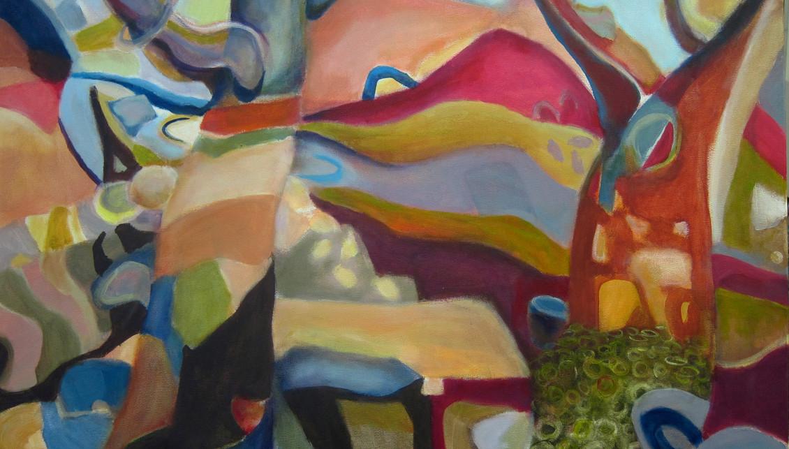O Canada_36x48_acrylic on canvas