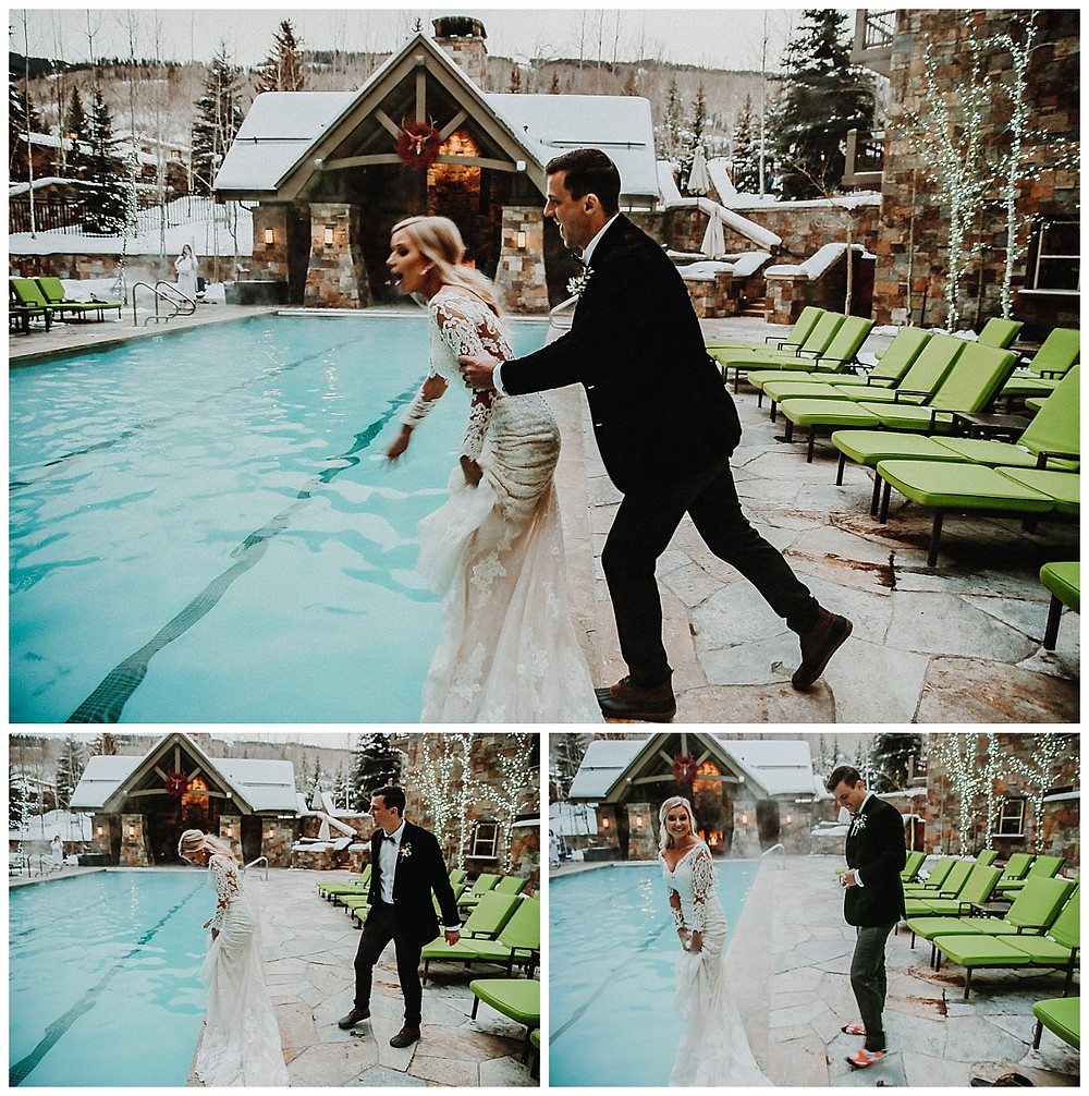 Four Seasons Vail wedding Photographer