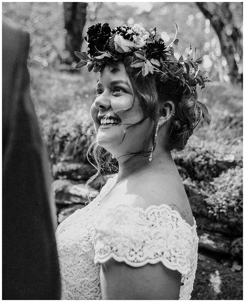 Irish Flower Crown