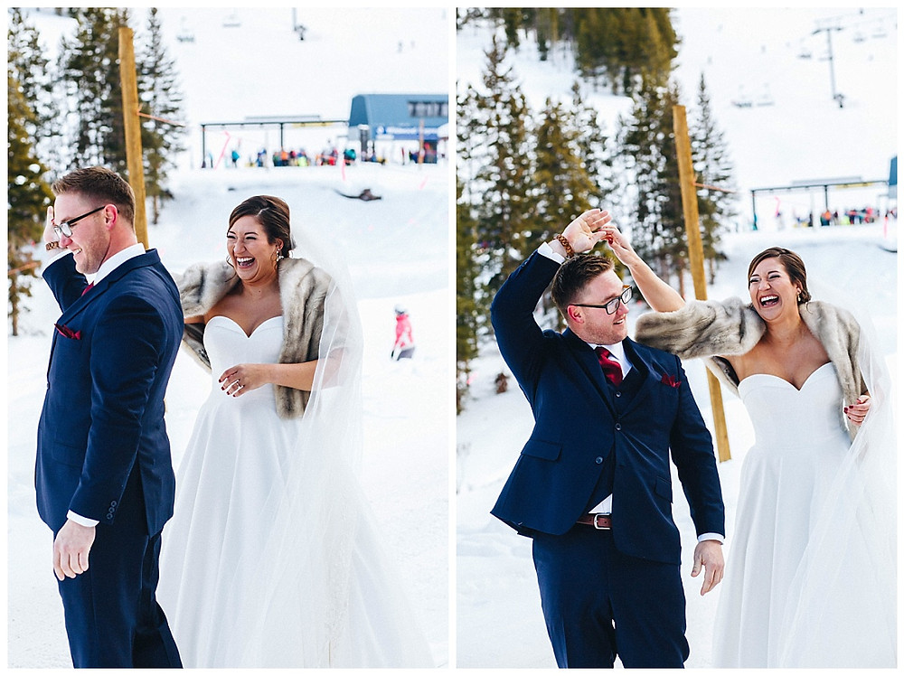 Colorado Couple Wedding Photos