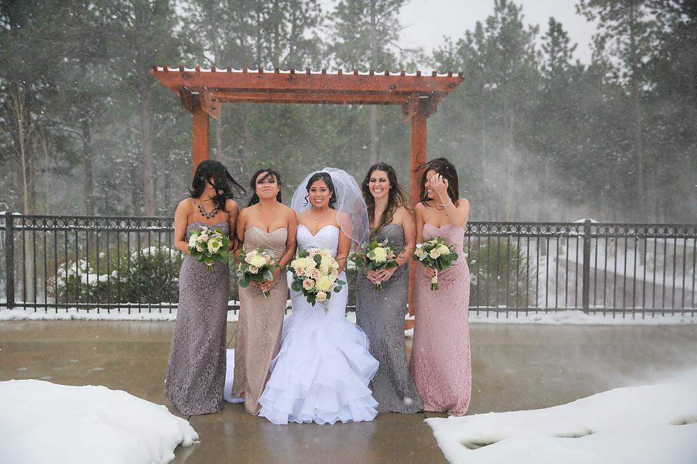 winter wedding wedgewood black forest