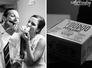 mount vernon country club wedding - colorado wedding photographer - callie riesling photography - voodoo doughnut wedding
