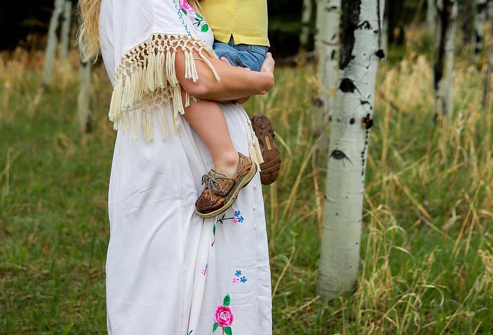 evergreen maternity
