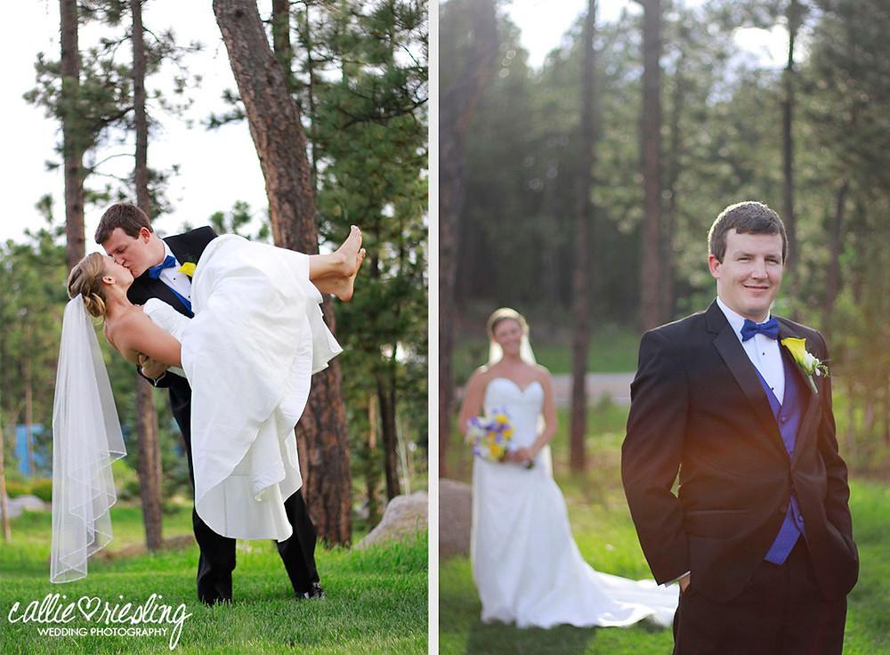 Black Forest Wedding