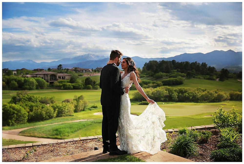 Pikes Peak Wedding Photographer
