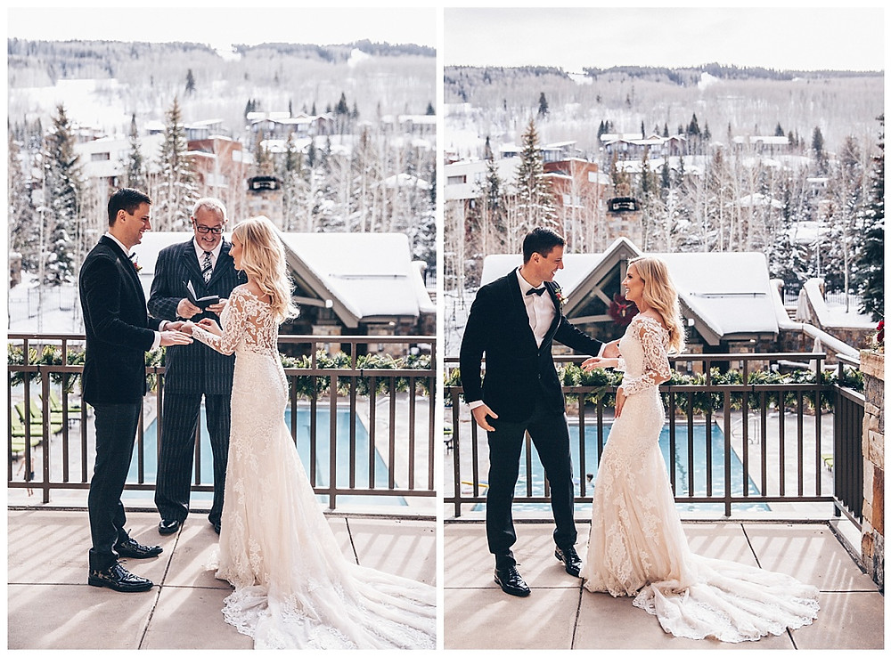 Four Seasons Vail Elopement