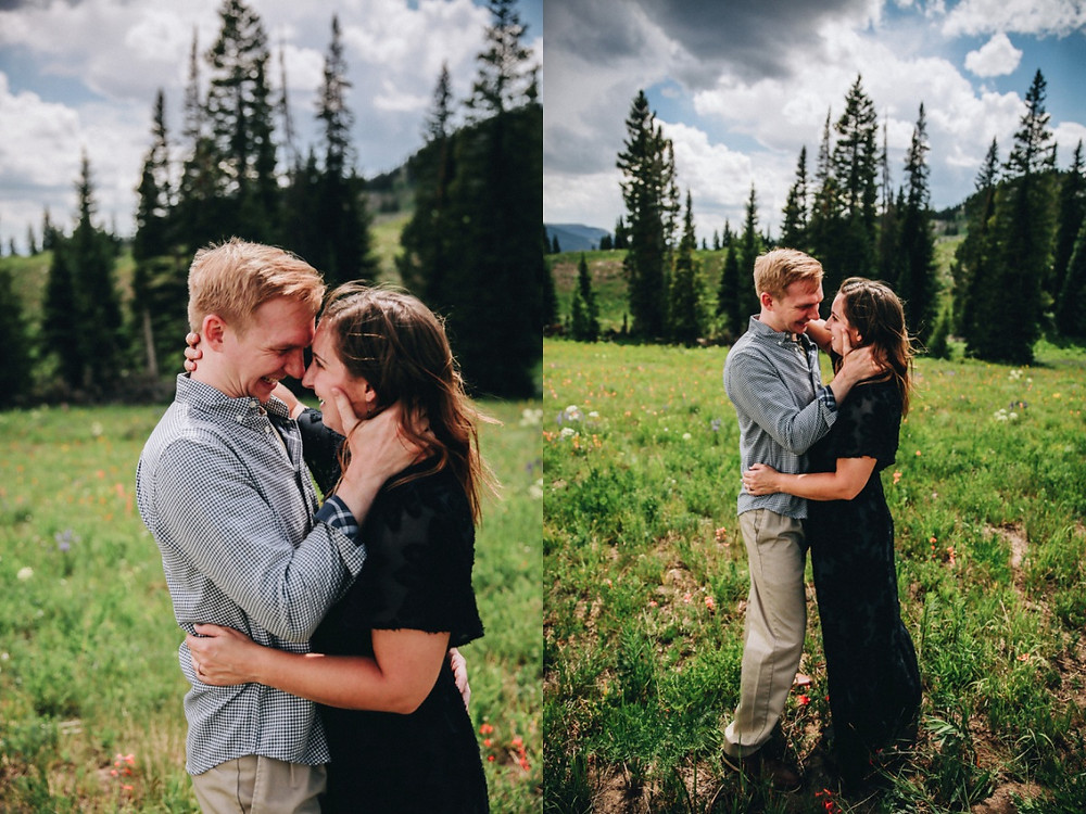 Crested Butte Engagement session
