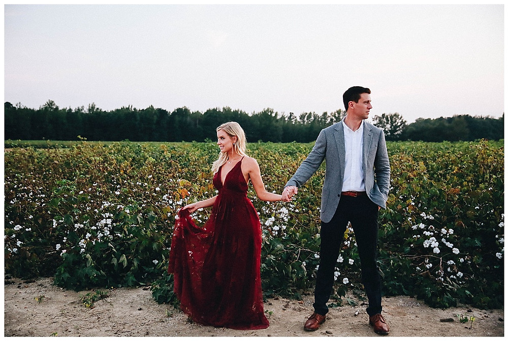 Mississippi Engagement Photographer