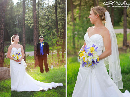 Colorado Springs Wedding Photographer - The Wedgewood Black Forest Wedding (Formerly the Pinery)