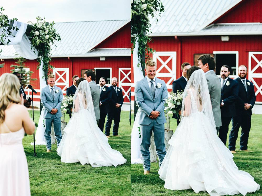 crooked willow farms ceremony