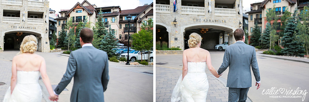 The Arrabelle Vail Wedding