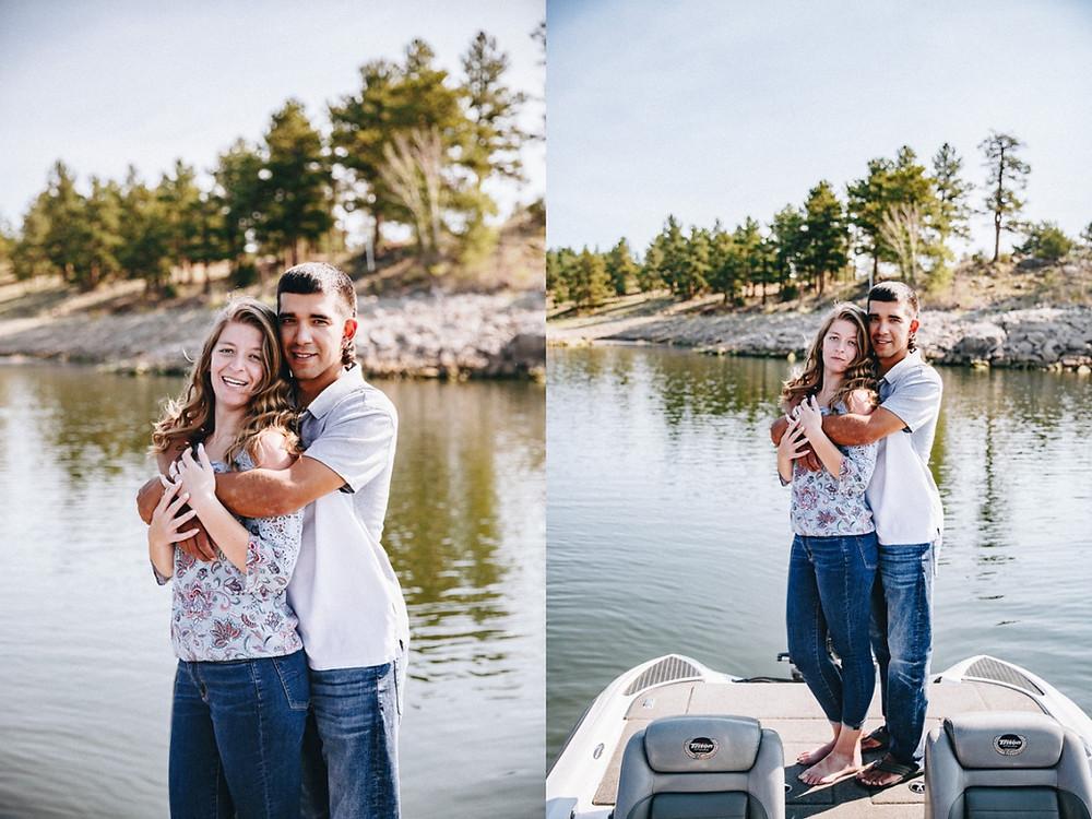 Littleton Engagement Photographer