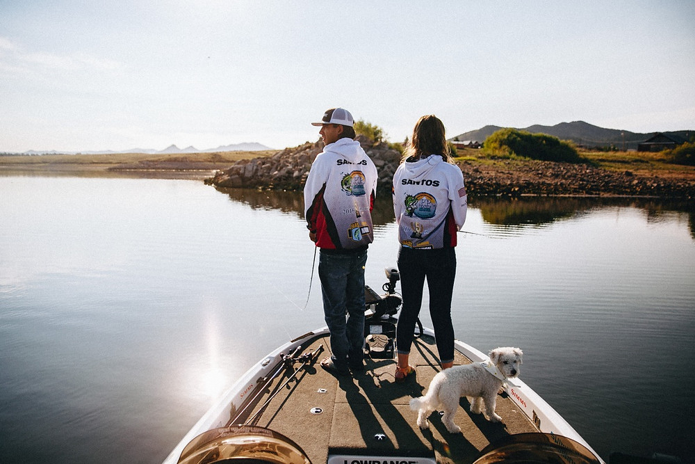 Colorado Boat Engagement Session