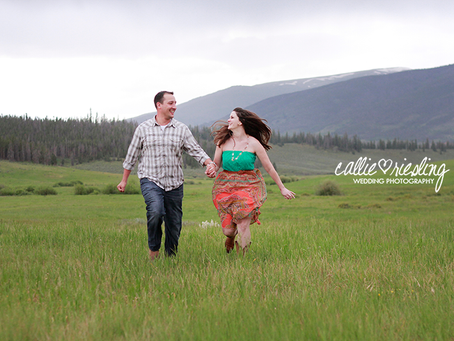 Keystone Wedding Rehearsal - Brian + Annie - Keystone Ranch Hayride Wedding Rehearsal Dinner
