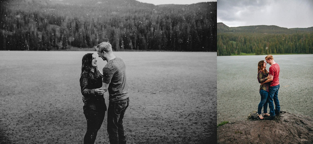 Whidbey Island Engagement Photographer