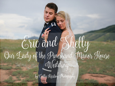 Denver Wedding Photographer - Manor House Wedding by Callie Riesling Photography