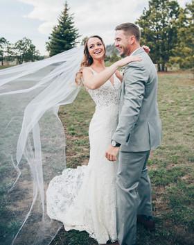 Spruce Mountin Ranch Wedding - Colorado Wedding Photographer