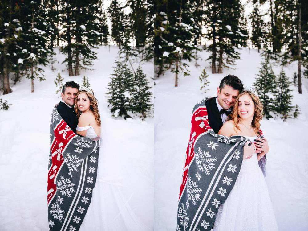 Steamboat Winter Wedding Photographer