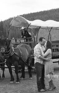 Keystone Wedding Photographer - Callie Riesling Photography - Keystone Ranch Rehearsal Dinner