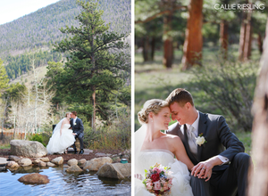 Della Terra Mountain Chateau Wedding Photographer - Estes Park Wedding Photographer