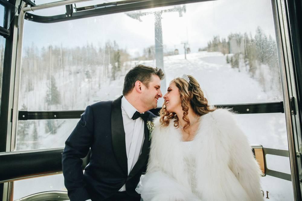 Gondola Wedding Photography