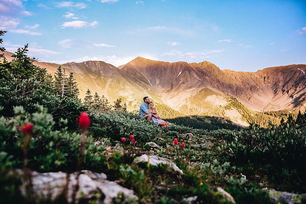Loveland Pass Wedding Photographer