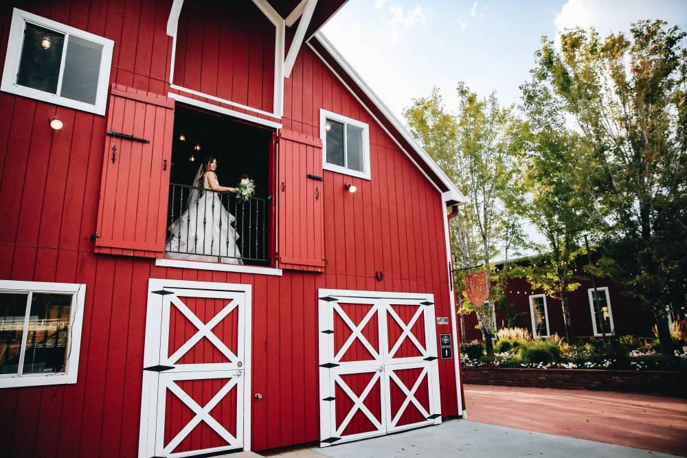 Colorado Barn Weddings