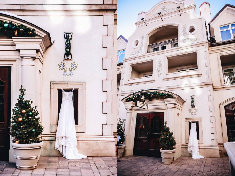 Arrabelle Square Wedding Details
