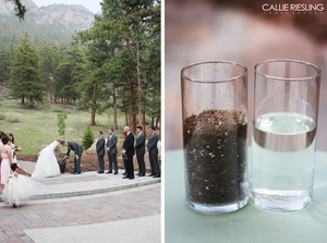 Della Terra Mountain Chateau Wedding Photography - Estes Park Wedding Photographer